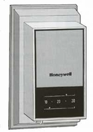 Honeywell T822 Low Temp Thermostat - click to enlarge