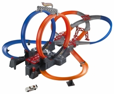 Hot Wheels Mega Loop Mayhem Trackset - click to enlarge