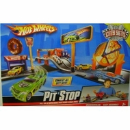 Hot Wheels Pit Stop City Sets Series - click to enlarge