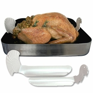 Hueck 10509PLY Half-Time Turkey - click to enlarge