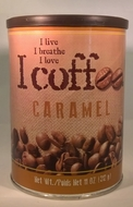 ICoffee Caramel - Ground Coffee - 11oz - click to enlarge