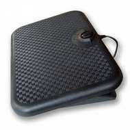 Indus-Tool Toasty Toes Heated Ergonomic Footrest - click to enlarge