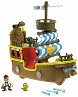 Jakes Musical Pirate Ship Bucky - click to enlarge