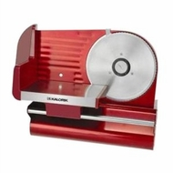 Kalorik AS29091R 200W Stainless Steel Electric Slicer Red - click to enlarge