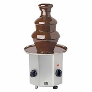 Kalorik CHM16314 Stainless Steel Chocolate Fountain 2.5qt - click to enlarge