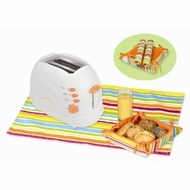 Kalorik TO 25908T Sunny Morning Tangerine 2 Slice Toaster - click to enlarge