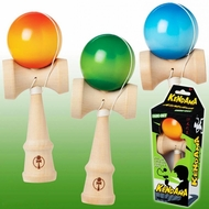 Kendama Fade-Out Wooden Ball Catch Game - Colors Vary - click to enlarge