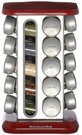 KitchenAid 5185ER 20 Jar Spice Rack - click to enlarge