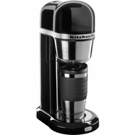 KitchenAid KCM0402OB 4-Cup Personal Coffee Maker, Onyx Black - click to enlarge