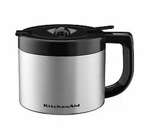 KitchenAid KCM11TC 10-cup Drip-less Thermal Carafe - click to enlarge