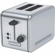 KitchenAid KMTT200SS 2-Slice Metal Toaster, Brushed Stainless Steel - click to enlarge