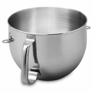 KitchenAid KN2B6PEH 6-qt. Mixing Bowl with Ergonomic Handle - click to enlarge