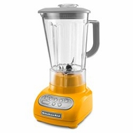 KitchenAid KSB560MY 5-Speed Blender with Polycarbonate Jars, Magestic Yellow - click to enlarge