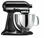 KitchenAid KSM150PS Deluxe Standmixer Kit, Onyx Black