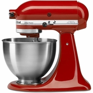 KitchenAid KSM95ER Ultra Power Stand Mixer, Empire Red - click to enlarge