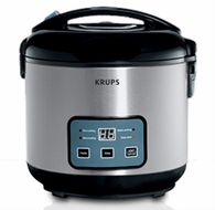 Krups FDH21276 10 Cup Automatic Rice Cooker - click to enlarge