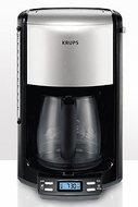 Krups FME4-14 12-Cup Programmable Coffee Maker - click to enlarge