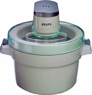 Krups GVS142 Automatic Ice Cream Maker - click to enlarge