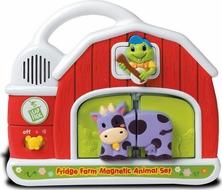 LeapFrog Fridge Farm Magnetic Animal Set - click to enlarge