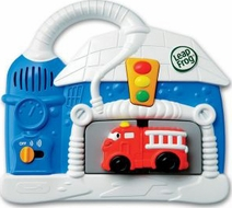 LeapFrog Fridge Wash & Go Magnetic Vehicle Set - click to enlarge