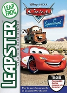 LeapFrog Leapster Educational Game: Cars Supercharged - click to enlarge