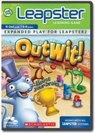 LeapFrog Leapster Game: Scholastic Outwit - click to enlarge