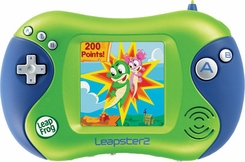 LeapFrog Leapster2 Learning System (Green) - click to enlarge