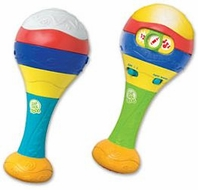 LeapFrog Learn & Groove Counting Maracas - click to enlarge