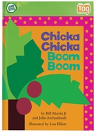 LeapFrog Tag Storybook: Chicka Chicka Boom Boom - click to enlarge