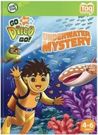 LeapFrog Tag Storybook: Go Diego Go! - Underwater Mystery - click to enlarge