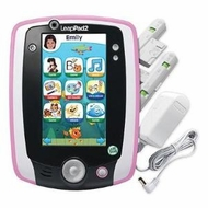 LeapPad2 Tablet Pink - click to enlarge