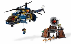LEGO Agents Aerial Defense - click to enlarge