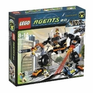 LEGO Agents Robo Attack - click to enlarge