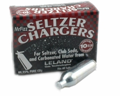 Leland  CO2 Cartridges 10ct - click to enlarge