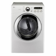 LG DLG2351W 27 Gas Dryer with 7.3 cu. ft. Capacity, 9 Dry Programs - click to enlarge