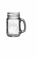 Libbey County Fair 16.5-Ounce Drinking Jar with Handle, Set of 12 - click to enlarge