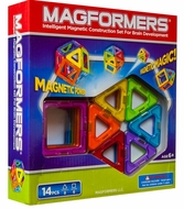 Magformers 14 Piece Set - click to enlarge