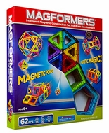 Magformers 62 Piece Set - click to enlarge