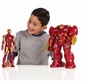 Marvel Avengers Titan Hero Tech Interactive Hulk Buster 12 Inch Figure