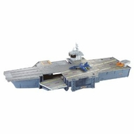 Matchbox Sky Busters Aircraft Carrier Playset - click to enlarge