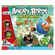 Mattel Angry Birds Exclusive Board Game Mega Smash - click to enlarge