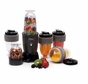 MaxiMatic EPB-1800 Elite Cuisine 300-Watt 17-Piece Personal Drink Blender  Black