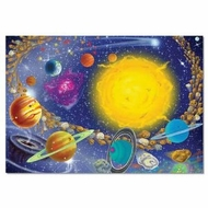 Melissa and Doug 100 pc Solar System Cardboard Jigsaw - click to enlarge