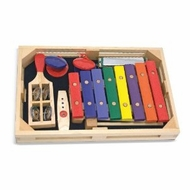 Melissa and Doug 1318 Beginner Band Set - click to enlarge