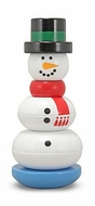 Melissa and Doug  # 1608 Snowman Stacker - click to enlarge