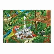 Melissa and Doug 200 pc Rain Forest Cardboard Jigsaw - click to enlarge