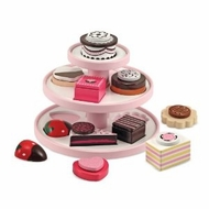 Melissa and Doug 2509 Sweet Treat Tower - click to enlarge