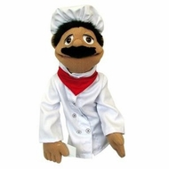 Melissa and Doug 2553 Chef Puppet - click to enlarge