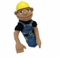 Melissa and Doug 2555 Construction Worker Puppet