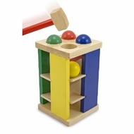 Melissa and Doug 3559 Deluxe Pound and Roll Tower - click to enlarge